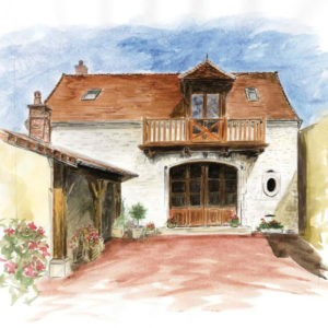 On vous accueille à Buxeuil | Champagne Albans d'Aulbe